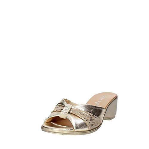 Cinzia Soft IO206-CB 002 Pantoletten Damen Gold