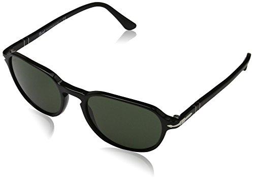 c50918d140282 Persol 0Po3053S 901431 54 Montures de lunettes Noir (Black Green)