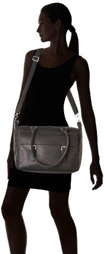 Leonhard Heyden  Riga Ladies Bag Large 3981, Sacoche femme Noir - noir