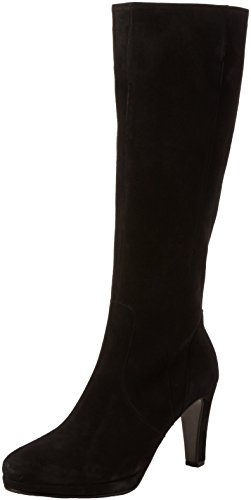 Gabor Shoes Damen Basic Stiefel, Schwarz (17 Schwarz), 37.5 EU
