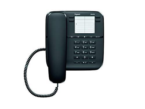 Gigaset DA410 - Teléfono Fijo Sobremesa Manos Libres