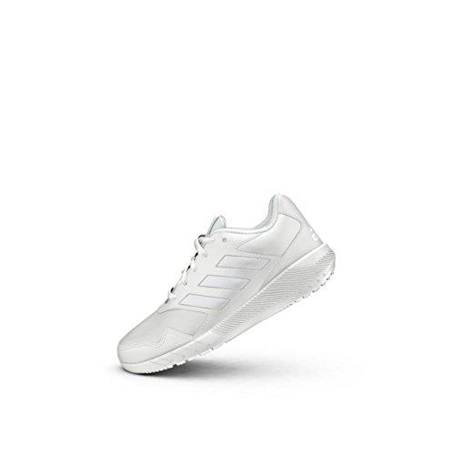 Chaussures junior adidas AltaRun blanc/blanc/gris