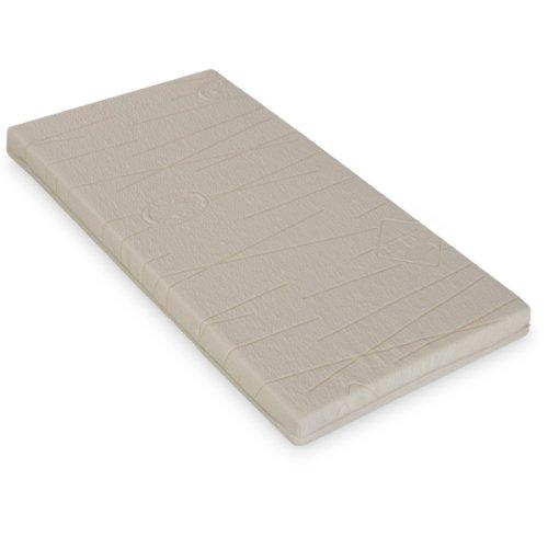 An Kinder Pure Outlast Matratze für Babybett, 69x 139x 10cm, creme