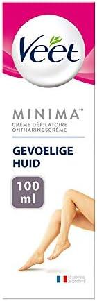 Veet Ontharingscreme - Gevoelige Huid - Minima - 100 ml