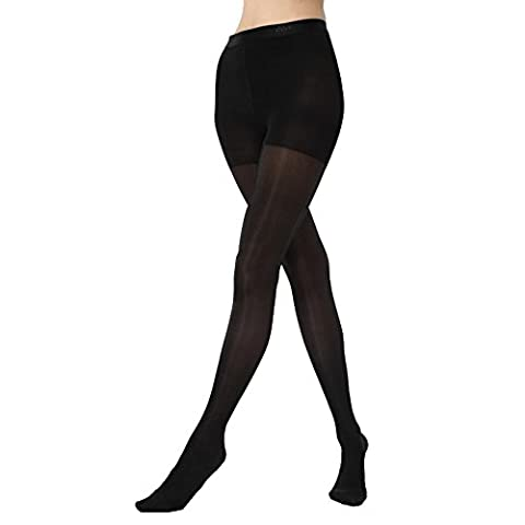 KoolFree Women Medical Grade Graduated Graduated Compression Stockings Sheer Pantyhose