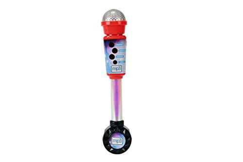 Simba 106830401 - My Music World Mikrofon mit MP3 Funktion