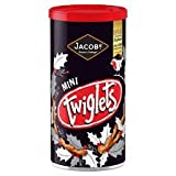 Jacobs Twiglets Drum Snack, 200 g