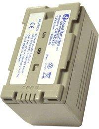 Akku Typ PANASONIC CGA-D07S, Hohe Leistung, 7.2V, 2200mAh, Li-Ionen