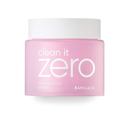 Banila Co. Clean It Zero Limpiadores maquillaje rosa