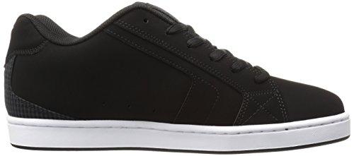 DC Shoes Net, Chaussures de skate homme Black/black