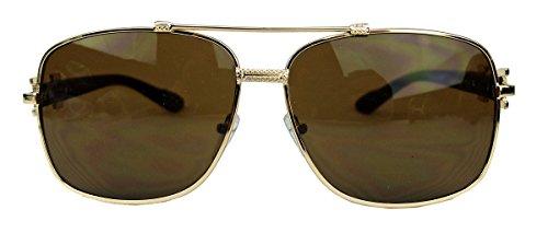 trend-sonnenbrille-fur-herren-u-damen-pilotenbrille-mit-metallsteg-square-frame-tb2-78-gold-braun