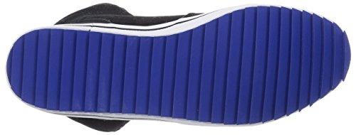 Adidas Originals Honey Hill - Sneaker, Marrone (Wheat / Collegiate Royal / Chalk 2), taglia 36 2/3 EU (4 Damen UK) Nero (Black 1 / Running White Ftw / Collegiate Royal)