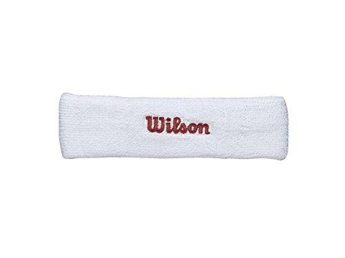 Wilson Stirnband weiß Einheitsgröße