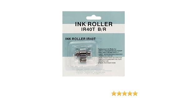 niceday Everyday Calculator Ink Roller SR42 9851LC Black//Red