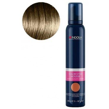 Mousse Colorante Indola Blond Foncé