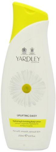 Yardley London Uplifting Daisy Hydrating and Enriching Body Lotion