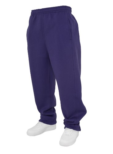 Urban Classics Pantalon de survêtement TB014B Violet - Lilas