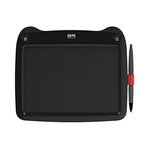 ght Box Zeichentafel LCD Schreiben Digital Zeichnen Tablet Handschrift Pads Zeichnen Graphics Board 235.00 * 195.00 * 13.00 Schwarz ()