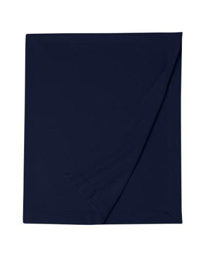 Gildan DryBlend Fleecedecke Blau - Navy