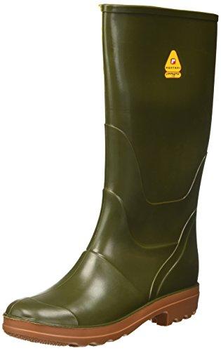 rontani Vigor 5433239Gummistiefel Knie,, grün - grün - Größe: (Knie Männer Hohe Für Stiefel)