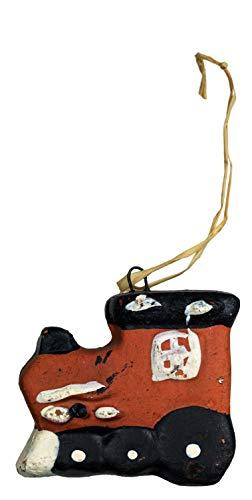 Biscotti Decorati Per Albero Di Natale.Frank Decorazioni Per Albero Di Natale Con Biscotti Di Pan Di