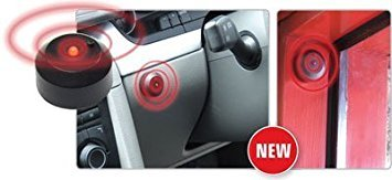 Motionperformance Essentials Auto Alarm Dummy LED Stick auf Akku kabellos blinkendes LED-Licht