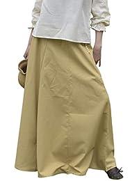 dcd20a703b24 Suchergebnis auf Amazon.de für: Mittelalter-Rock - Damen: Bekleidung
