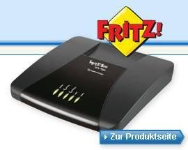 AVM Fritzbox Fon WLAN 7112 1&1 Edition