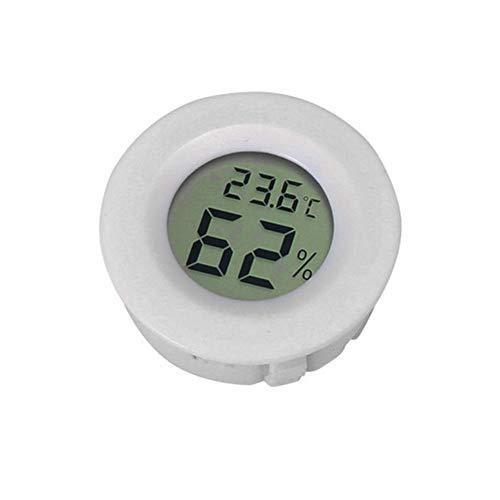 belukies Reptil Thermometer Eidechse Terrarium Hygrometer Schildkröte Elektronische Mini Thermometer Einfache Stil