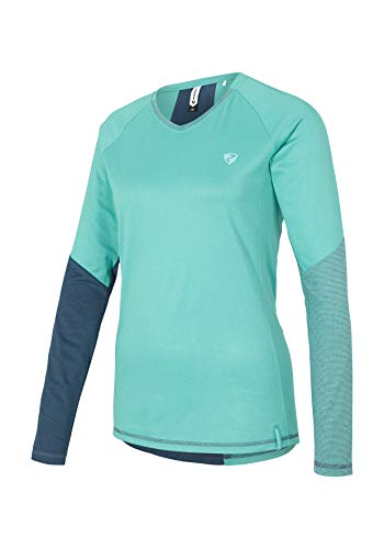 Ziener Damen NAREI lady (longsleeve) Funktions-Shirt - Fahrrad/Outdoor/Fitness/Sport - atm