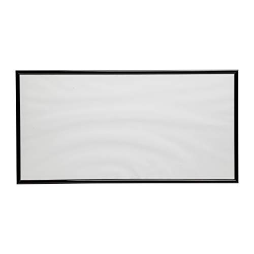 Hampton Frames BACKLOADER Negro 25x50cm 10x20 Pantalla