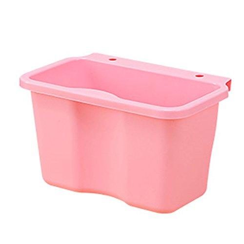 DW&HX Trash dose,Kunststoff mülltonnen Küche Hängenden Badezimmer-lagerplätze Aufbewahrungsbox-A