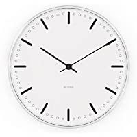 Arne Jacobsen Wanduhr City Hall Clock 290mm