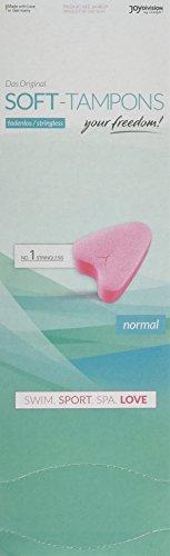 #Joydivision Soft Tampons, normal, 10erPack#