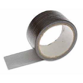 Ultratape 04695010BKS1 Rhino 50mm 10Mtr Multipurpose Gaffer Tape SILVER by Tool Tech