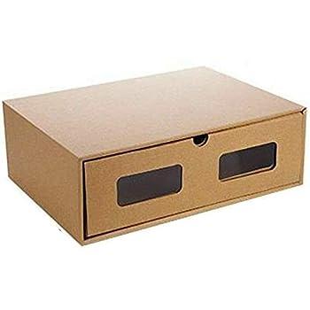 ReFaXi pour Chaussures avec Boîtes Rangement en Carton De 8NOnwkX0P