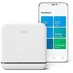 Tado Contrôle Intelligent de la Climatisation V3+, Compatible avec Alexa, Apple HomeKit, Assistant Google