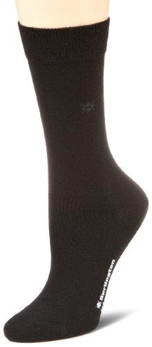 BURLINGTON Damen Socken Bloomsbury, Schurwollmischung, 1 Paar, Schwarz (Black 3000), Größe: 36-41
