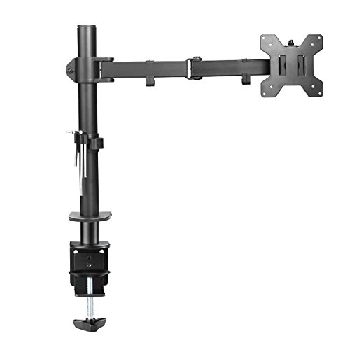 Tekbox Desk Computer Monitor PC Mount Bracket Stand TV LCD LED 13-27