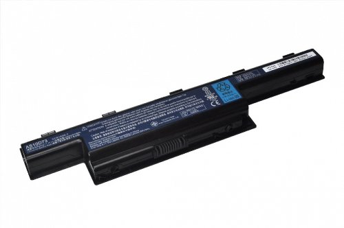 Batterie originale pour Packard Bell Easynote LS44HR Serie