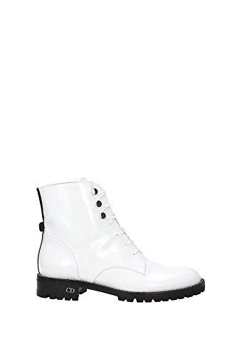 chaussure-mi-montantes-christian-dior-femme-cuir-blanc-kci366glas010010-blanc-39eu