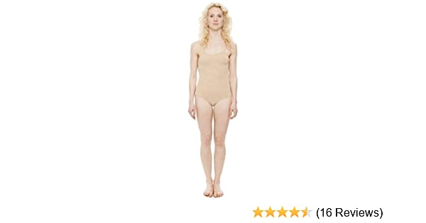 50f5fcbb8 Katz Dancewear Girls Ladies Nude Seamless Ballet Dance Body Stocking ...