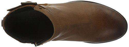 Hilfiger Denim Ladies A1385vive 13c2 Stivaletti Marrone (winter Cognac 906)