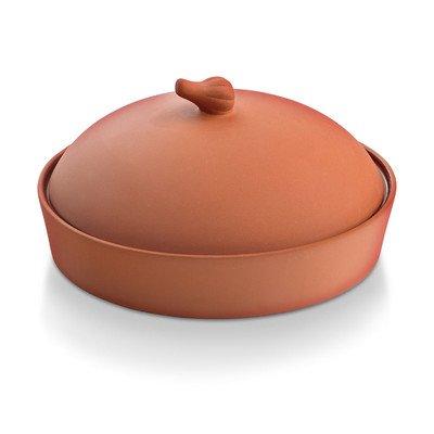 Worldmade Terracotta Tortilla Warmer  - Orange