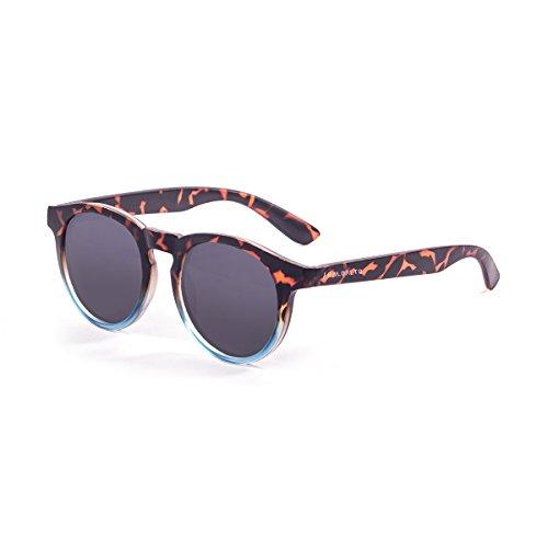 Paloalto Sunglasses Newport Sonnenbrille Unisex Erwachsene, Demy Brown/Blue