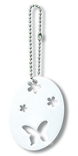 Softreflector - Leader in the dark Lovely Butterfly Reflektor, White, 6.0 x 4.0 x 0.2 cm