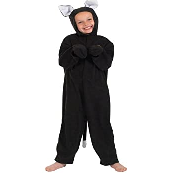 Cat Costume for Kids 8-10 Years