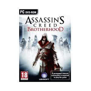 Assassin's Creed Brotherhood (PC DVD)