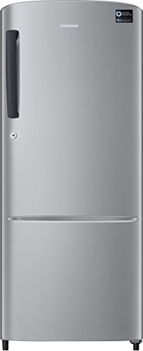 Samsung 212 L 5 Star Direct-cool  Refrigerator (rr22k242zse , Elective Silver)