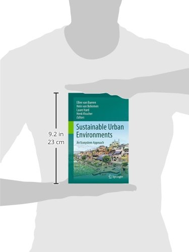 Sustainable Urban Environments: An Ecosystem Approach